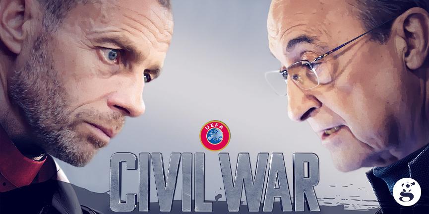 The Super League: Civil War