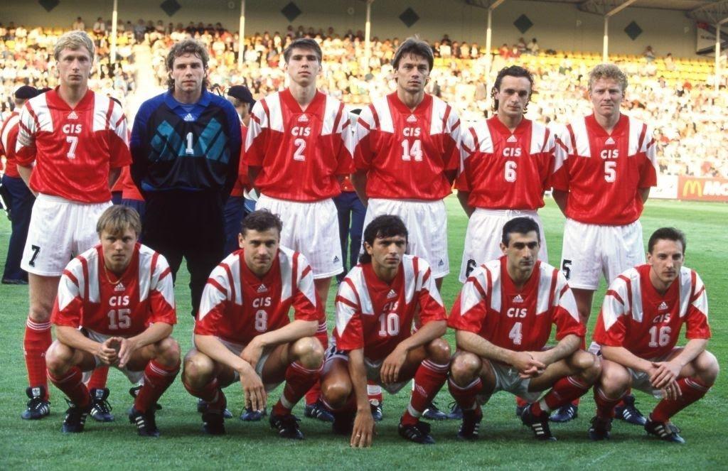 Europeo 1992: Comunità degli Stati Indipendenti (CSI)
