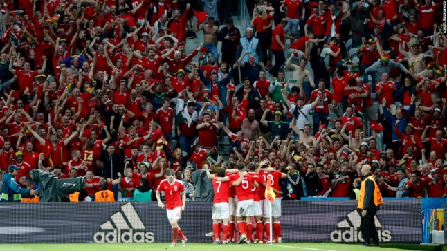 Galles ad Euro 2016