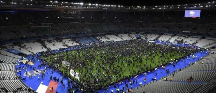 Stade de France 13 novembre 2015