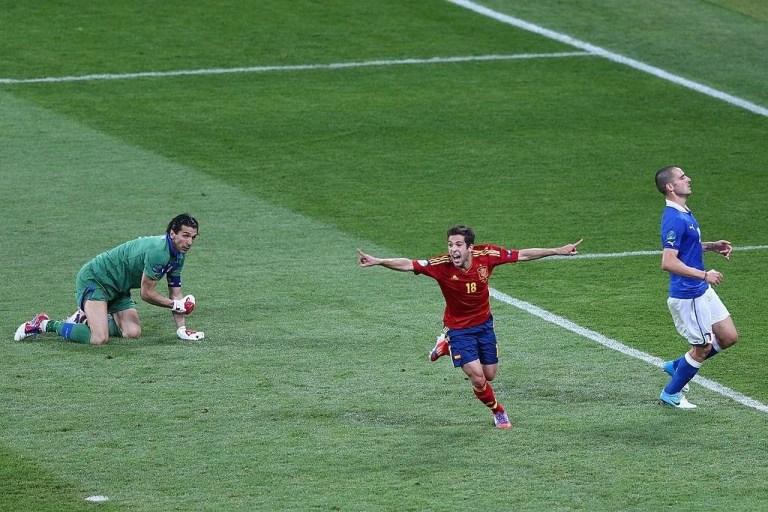 Raddoppio di Jordi Alba