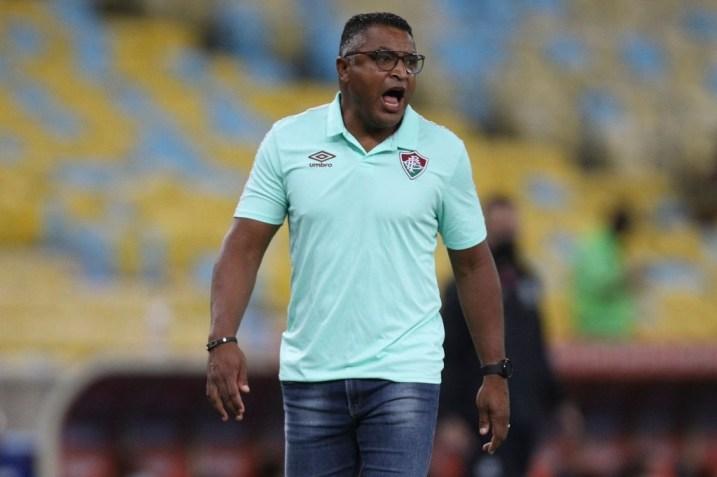 Machado sulla panchina del Fluminense