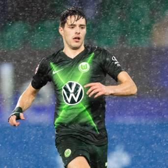 Brekalo con il Wolfsburg