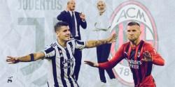Analisi tattica di Juventus - Milan