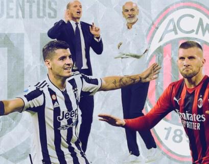 Copertina di Juventus - Milan
