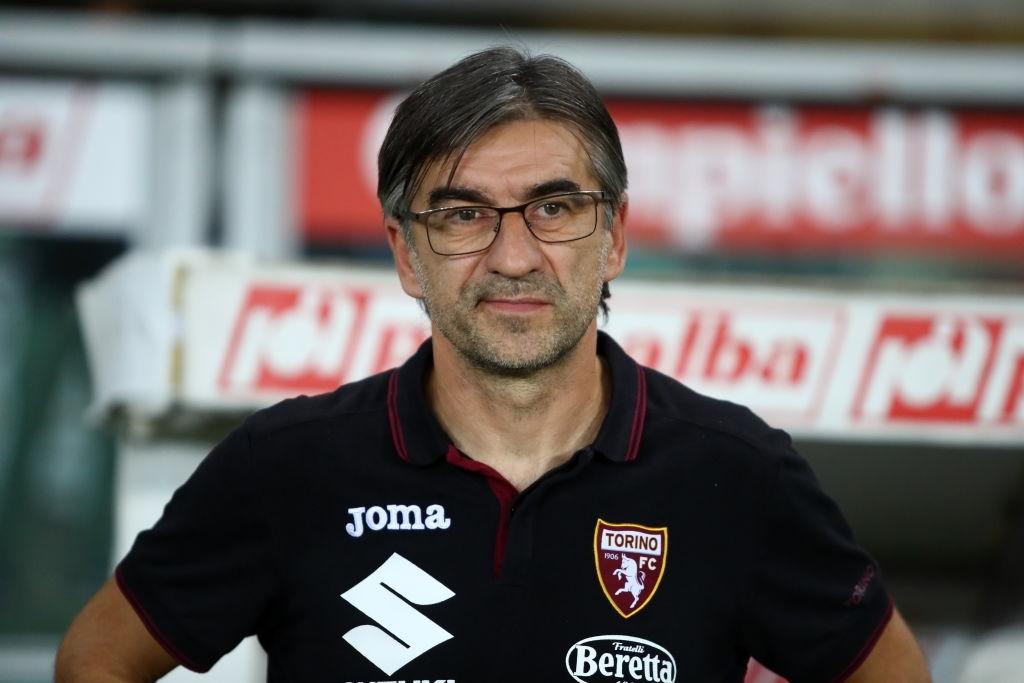 Juric sulla panchina del Torino