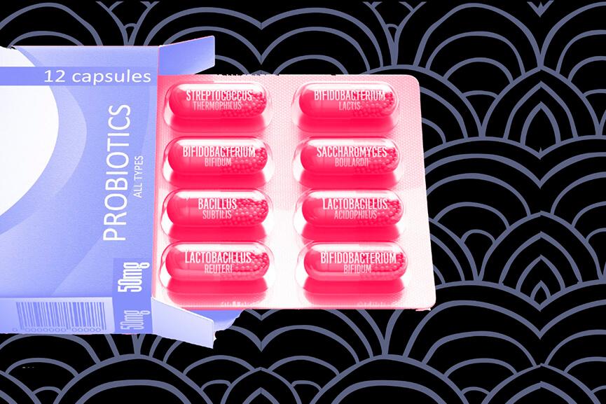 Probióticos por The Gelatina