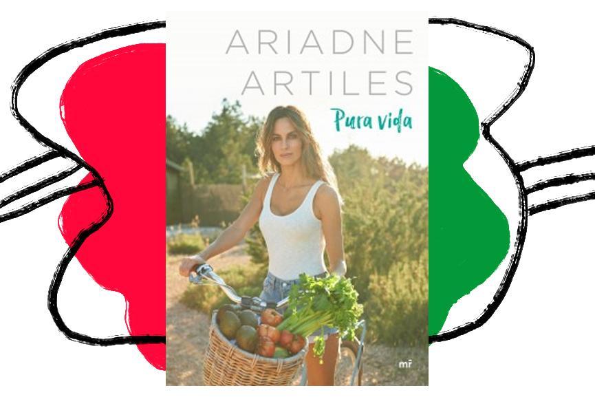 Pura vida de Ariadne Artiles
