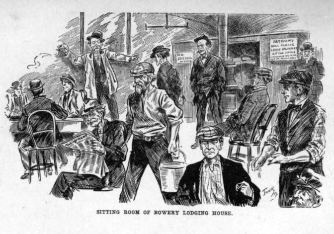 THE GEM 27 OCT 2016 : Stumbling round like a bowery bum -Hackett Steve (Taking The Easy Way Out) | THE OLD PROVERBIAL RECOVERY