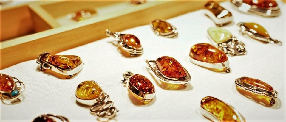 Unique Amber Jewellery