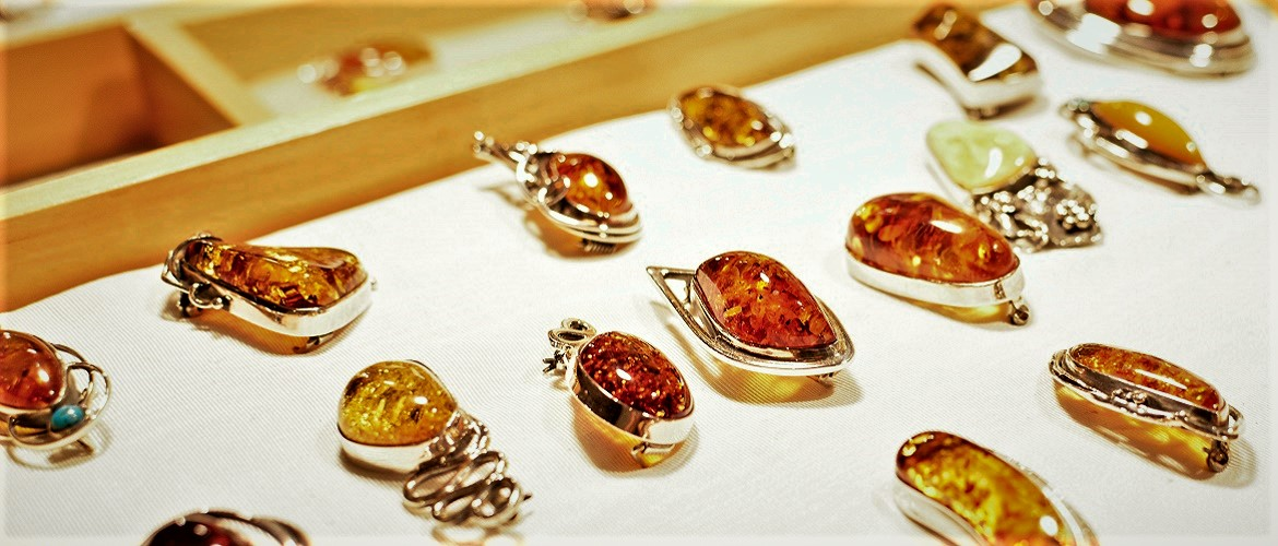 Unique Amber Jewellery