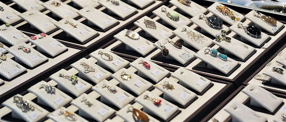 Exqusite jewellery