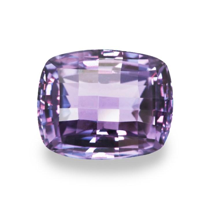 Lux Gemstones, luxgemstones, luxgems, lux, Lux,Lux Gems, Gems, Sapphire, Madagascar, Natural Gemstone, Cushion, Purple, Purplish-Pink, Mauve, Australia