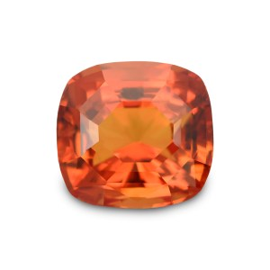 The Gem Monarchy, Gem Monarchy, Monarchy, Gems, Sapphire, Madagascar, Natural Gemstone, Jewellery, Madagascan, Orange