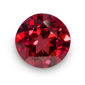 Natural Gemstone, Jewellery, Jewelry, Spinel, Ceylon, Red, Dark Red, Round, Flower, The Gem Monarchy, Gem Monarchy, TheGemMonarchy, GemMonarchy, Monarchy