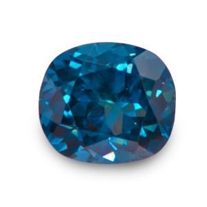 Natural Gemstone, Jewellery, Jewelry, Spinel, Ceylon, Grey, Bluish Grey, Greyish Blue, Blue, Gray, Grayish Blue Cushion, Flower, The Gem Monarchy, Gem Monarchy, TheGemMonarchy, GemMonarchy, Monarchy, Gems