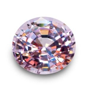 Natural Gemstone, Jewellery, Jewelry, Spinel, Ceylon, Light Purple, Oval, Step, The Gem Monarchy, Gem Monarchy, TheGemMonarchy, GemMonarchy, Monarchy, Gems