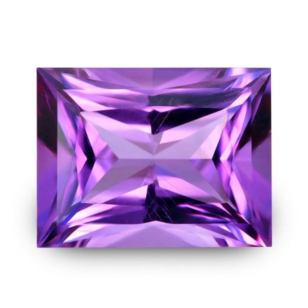 Natural Gemstone, Jewellery, Jewelry, Quartz, Purple, Amethyst, Uruguay, Rectangle, Radiant, The Gem Monarchy, Gem Monarchy, TheGemMonarchy, GemMonarchy, Monarchy, The Gemstone Monarchy, Gems