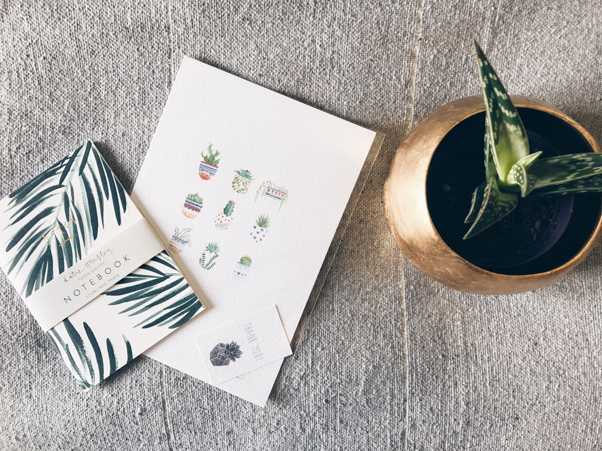 Secrets of Green is an online shop for urbanists in love with nature