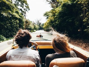 Summer on the road playlist