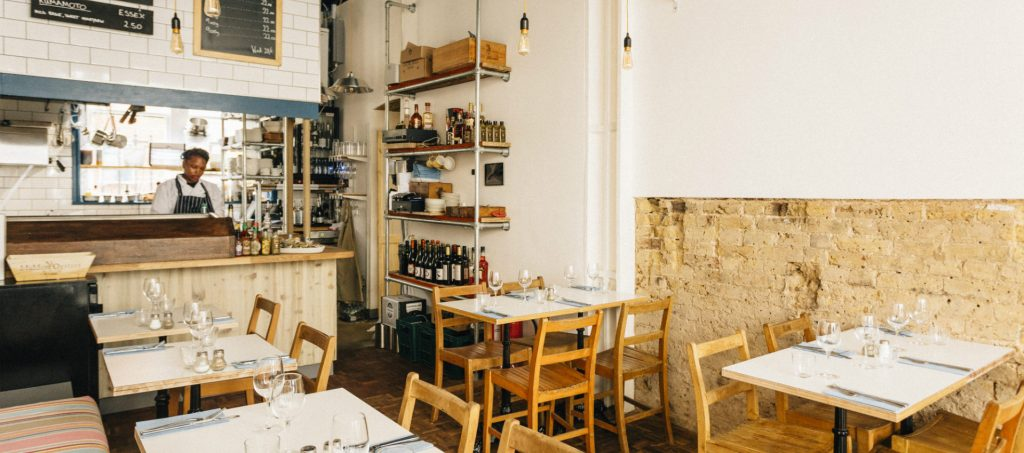 The best oyster bar in London