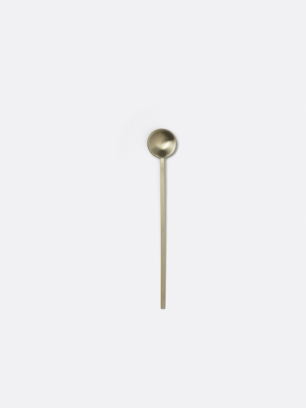 7 past trends - A shopping selection - ferm living cocktail spoon
