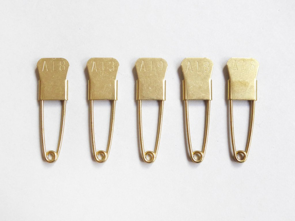 7 past trends - A shopping selection - paper clip present and correct