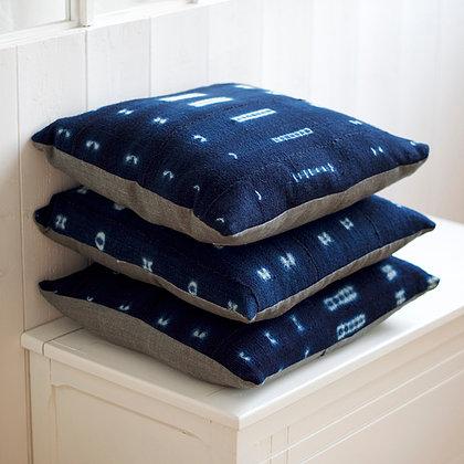 handmade decor items indigo cushions