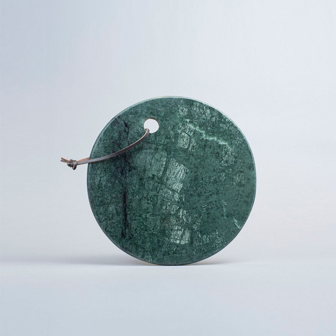 handmade decor items cutting board green marble by madam stolz