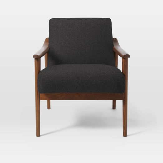 Get the look: Paris boutique hotel, Grands Boulevards arm chair