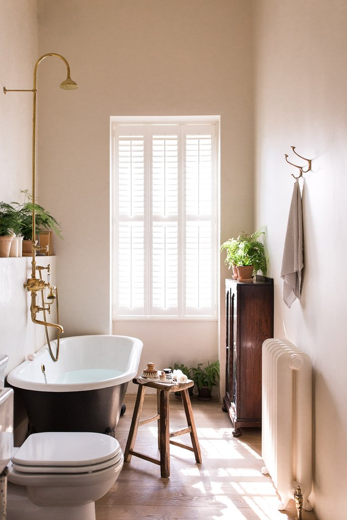 mindful home: the bathroom
