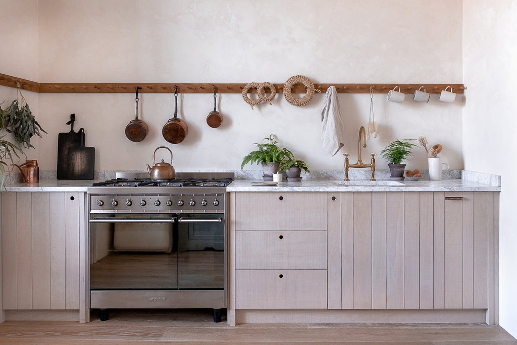 mindful home: the kitchen