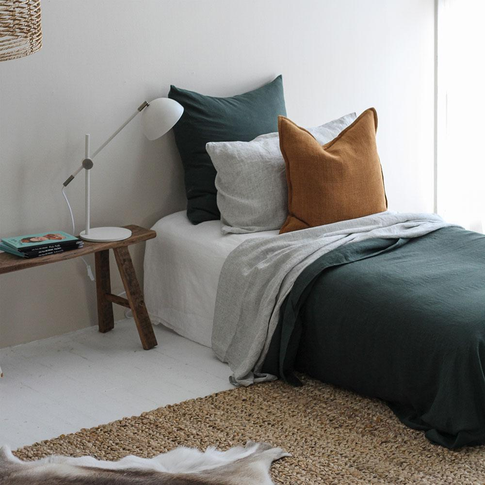 A&C linen sheets of quality