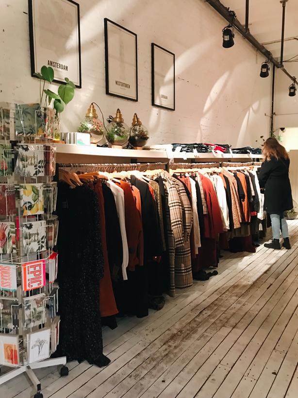 a weekend in Amsterdam hutspot shop