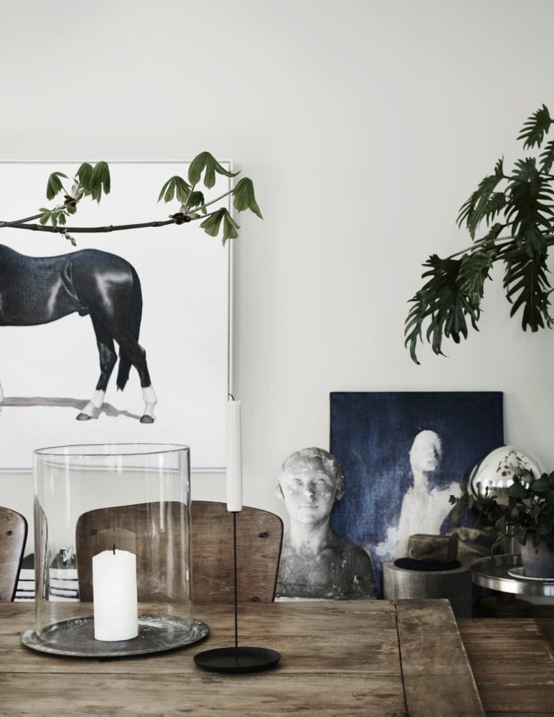 Authentic home by Artilleriet dining room details