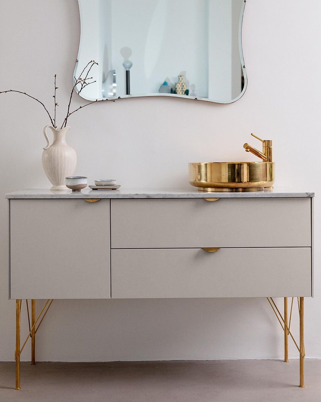 Legs for your IKEA furniture -Superfront- sink