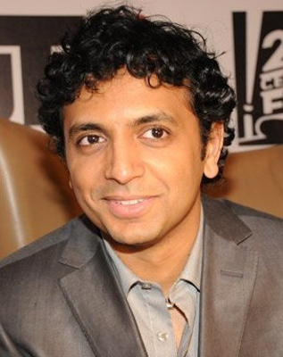 M. Night Shyamalan in 2008 (Bollywood Hungama) - The Sixth Sense - writing, acting, themes, plot twist