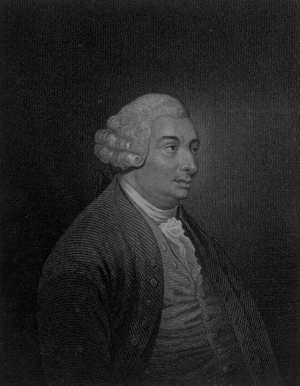 David Hume Engraving 1754 - consequentalist - deontologist - decision-making