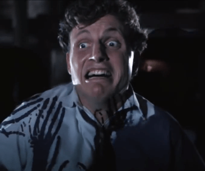 Ghost Carl Bruner death scene - Ghost, Patrick Swayze, negative review