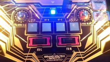 SOUND VOLTEX controls (Kevin Su) - SOUND VOLTEX III GRAVITY WARS - SDVX - KONAMI - beginner's guide