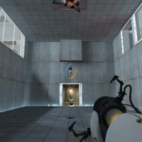 [Game: Portal, Valve, 2007] Thinking, with Portals: Why Portal's Campaign is Superior to Portal 2's Campaign (in Tone and Design)