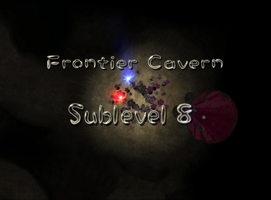 Pikmin 2 screenshot with cave sublevel title card - Nintendo, Pikmin, comparison, analysis