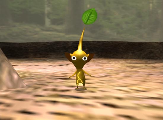 Pikmin 2 screenshot with sparking yellow pikmin - Nintendo, Pikmin, comparison, analysis