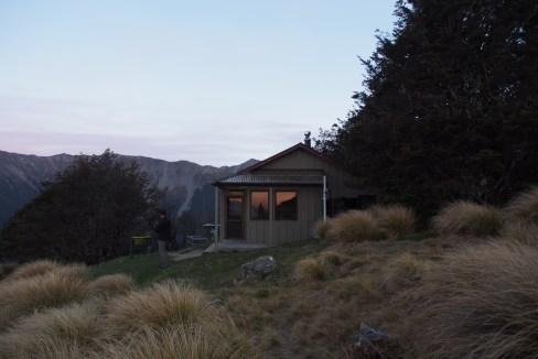 Bushline Hut.