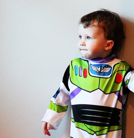 Harrison as Buzz