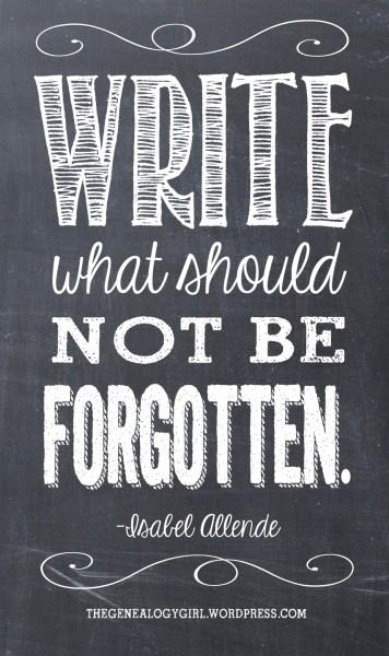 gg, WRITE