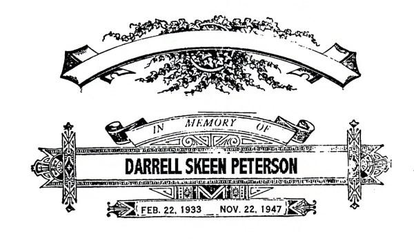 Darrell Skeen Peterson, image