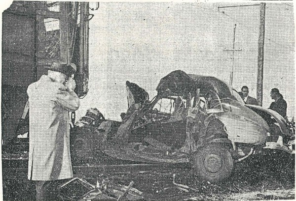 PETERSON, Darrell   Acciident