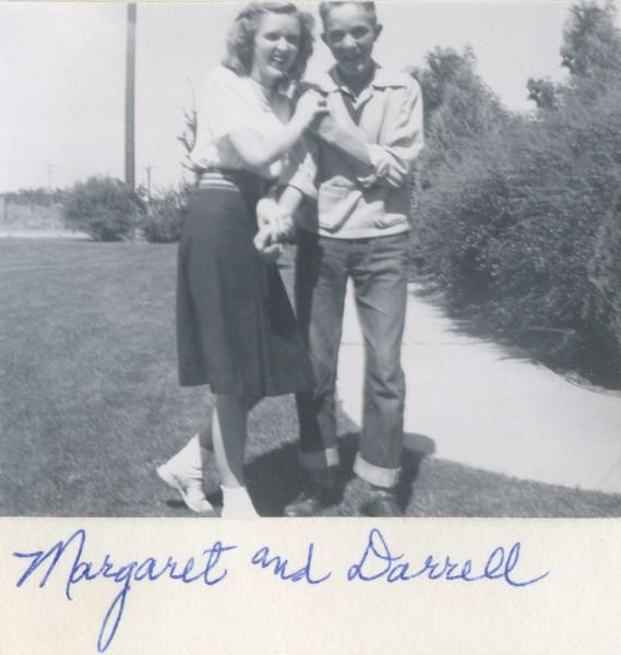 PETERSON, Darrell Skeen, & Mary Margaret Ellis