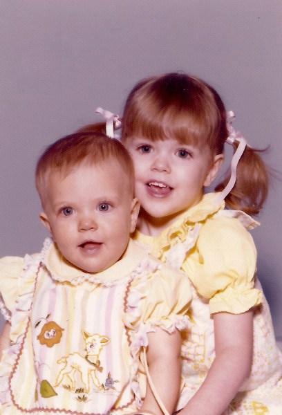Tara and Amberly